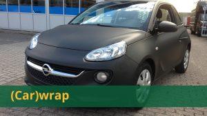 Overzicht (Car)wrap